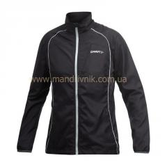 Куртка Craft 1900764 Active Run Jacket W (9999 black, M)