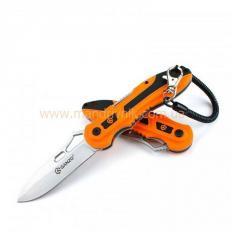 Ganzo G621 penknife (orange)