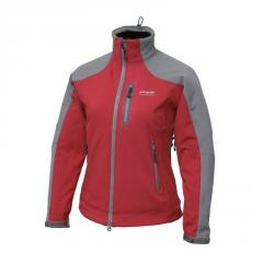 Jacket softshet Pinguin Galaxy lady (red, M)