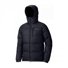 Marmot 72590 Guides down hoody jacket the m swelled (001 black, L)