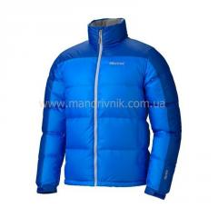Marmot 72570 Guides down sweater jacket the m swelled (2234 dark blue, L)