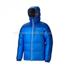 Marmot 73060 Guides down hoody jacket the m swelled (2777 cobalt blue/dark azure, L)