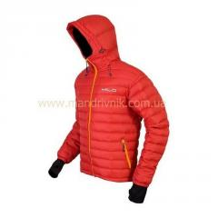 Milo Manali jacket (racing red, M)