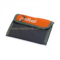 Кошелек Milo Nexo (orange/charcoal)