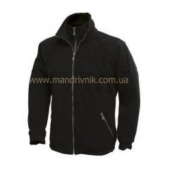 Jacket Pinguin Balu fleece (black, XL)