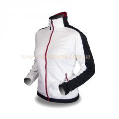 Jacket Trimm Emma fleece (white, XS)