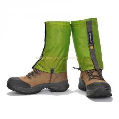 Boot covers of Green Hermit OD7004 Ultralight Running Gaiter M (green)