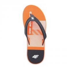 Тапки 4F Flip-flops KLM002 (615 orange, 40)