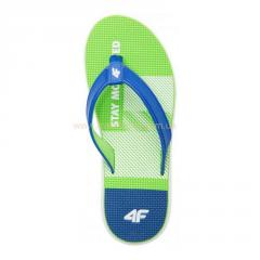 Тапки 4F Flip-flops KLM002 (2089 green neon, 40)