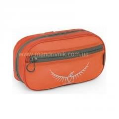Cosmetics bag of Osprey Washbag zip (orange)