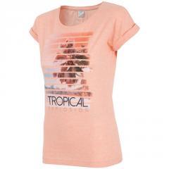 Футболка 4F T-Shirt H4L17-TSD009 (705 coral pastel, M)