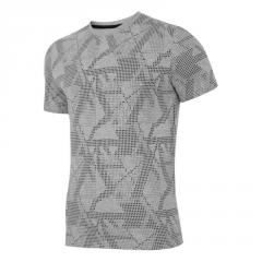 Футболка 4F T-Shirt H4L17-TSM011 (1951 light gray melange, L)