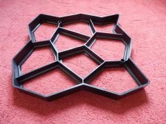 Форма для садової плитки