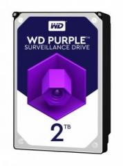 Жесткий диск 3.5' 2TB Western Digital WD20PURZ