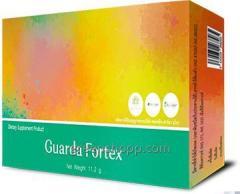 Kapszulák allergiában Guarda Fortex (Guarda Fortex)