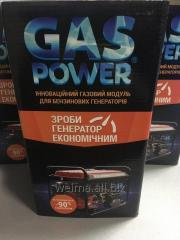 GAS SET FOR GASPOWER® KBS-2A GENERATORS OF 4-6 KW