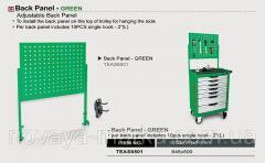Задняя панель для инструментальной тележки TEAS6501