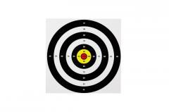 Мишень малая (40x40) -10 шт
