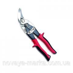 Scissors on metal curved (left) SBAD0124 Toptul