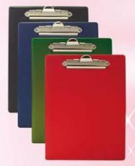 Clipboard (A4, PVC). Folders clipboards