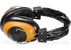 Навушники захисні, металеві дужки Sparta 893575