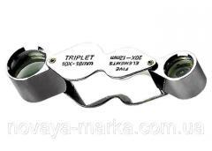 Лупа що складається 10-ти та 20-кратна, D 18 мм, D 12 мм Sparta 913815