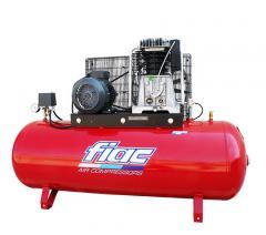 Компрессор поршневой ременной высокого давления 300л 380В AB300-14BAR-858-380 FIAC FIAC , Италия
