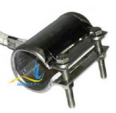 Кольцевой нагреватель нержавеющий ЭНК 40x60/0,3x230