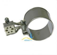 Кольцевой нагреватель нержавеющий ЭНК 70x50/0,35x230