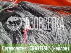 Сетеполотно Crayfish 60x210d/3x45x150, нейлон