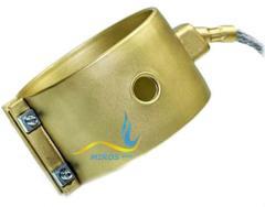 Кольцевой нагреватель латунный ЭНК 80x40/0,4x220