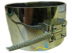 Кольцевой нагреватель нержавеющий ЭНК 120x100/1,5x380