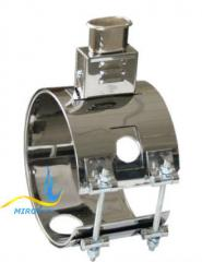 Кольцевой нагреватель нержавеющий ЭНК 130x50/0,7x110