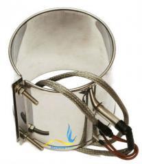 Кольцевой нагреватель нержавеющий ЭНК 130x150/2,6x220