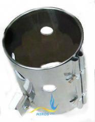 Кольцевой нагреватель нержавеющий ЭНК 140x300/4,5x400