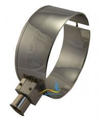 Кольцевой нагреватель нержавеющий ЭНК 150x80/1,5x380