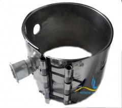 Кольцевой нагреватель нержавеющий ЭНК 170x200/4,0x220