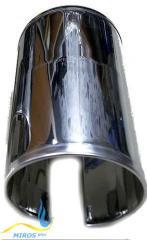 Кольцевой нагреватель нержавеющий ЭНК 170x250/3,5x380