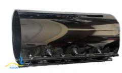 Кольцевой нагреватель нержавеющий ЭНК 200x400/5,00x380