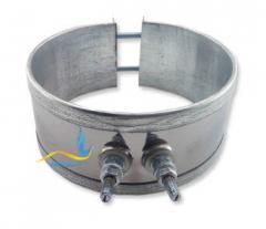 Кольцевой нагреватель нержавеющий ЭНК 280x100/3,35x380