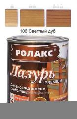 Azure for wood No. 106 a light oak 0,75l Rolaks 1/12
