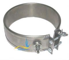 Кольцевой нагреватель нержавеющий ЭНК 185x120/2,5x220