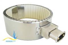 Керамический кольцевой нагреватель ЭНКк 100x70/1,6x230