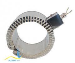 Керамический кольцевой нагреватель ЭНКк 130x140/4,5x400