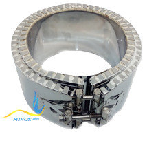 Керамический кольцевой нагреватель ЭНКк 165x100/3,0x400