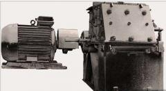 Дробилка молотковая однороторная СМД-504