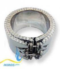 Керамический кольцевой нагреватель ЭНКк 190x120/5,5x400