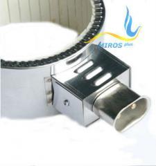 Керамический кольцевой нагреватель ЭНКк 200x80/4,0x220