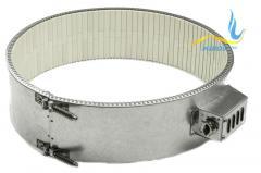 Керамический кольцевой нагреватель ЭНКк 290x60/3,7x380