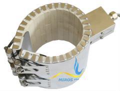 Керамический кольцевой нагреватель ЭНКк 60x100/1,0x220